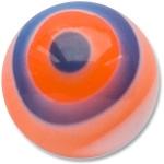 XBU023 - BLOR : Bleu & Orange