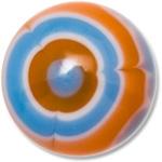 YBU021 - ORBL : Orange & Bleu