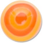 XBU023 - ORYE : Orange & Jaune