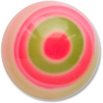 YBU021 - PIGR : Rose & Vert