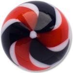 YBU025 - BKRE : Noir & Rouge