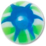YBU026 - GRBL : Vert & Bleu