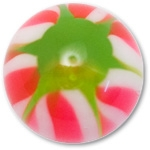 YBU026 - PIGR : Rose & Vert