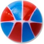 YBU039 - REBL : Rouge & Bleu
