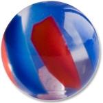 YBU031 - BLRE : Bleu & Rouge