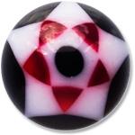 YBU045 - BKRE : Noir & Rouge