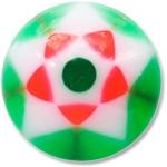 YBU045 - GRRE : Vert & Rouge