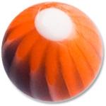 YBU038 - ORPU : Orange & Violet