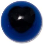 XBU032 - BLBK : Bleu & Noir