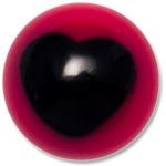 XBU032 - PIBK : Rose & Noir