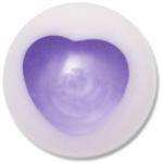 XBU032 - WHPU : Blanc & Violet