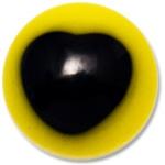 XBU032 - YEBK : Jaune & Noir