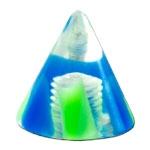 XPU021 - GRBL : Vert & Bleu