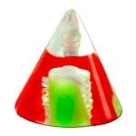 XPU021 - REGR : Rouge & Vert