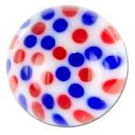 YBU062 - WHBR : Blanc Bleu Rouge