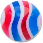 YBU015 - BLRE : Bleu & Rouge