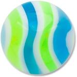 YBU015 - GRBL : Vert & Bleu