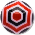YBU020 - BKRE : Noir & Rouge