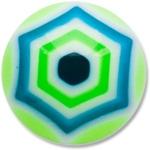 YBU020 - GRBL : Vert & Bleu