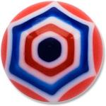 YBU020 - REBL : Rouge & Bleu