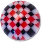YBU018 - BKRE : Noir & Rouge