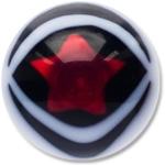 YBU034 - BKRE : Noir & Rouge