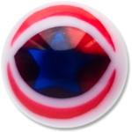 YBU034 - REBL : Rouge & Bleu