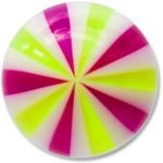 YBU051 - GRPU : Vert & Violet