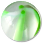 YBU044 - GRWH : Vert & Blanc