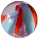YBU044 - LBRE : Bleu Clair & Rouge