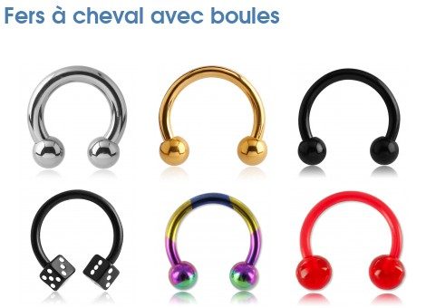 piercing l vre anneaux boule anneaux segment faux piercing l vre. Black Bedroom Furniture Sets. Home Design Ideas