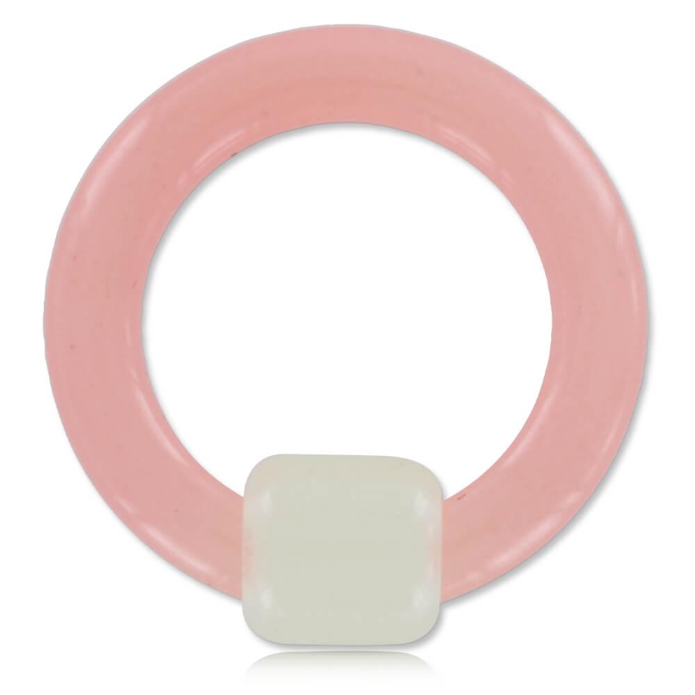ABUG005 - PIWH : Rose & Blanc