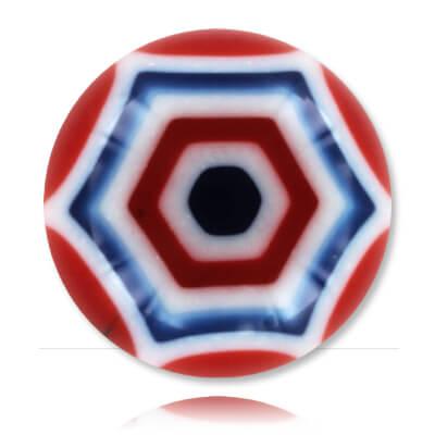 XBU042 - REBL : Rouge & Bleu