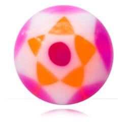 XBU043 - PUOR : Violet & Orange