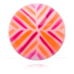 XBU044 - PUOR : Violet & Orange