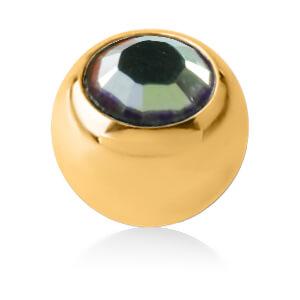 XSQ000 - AB : Cristal Irisé