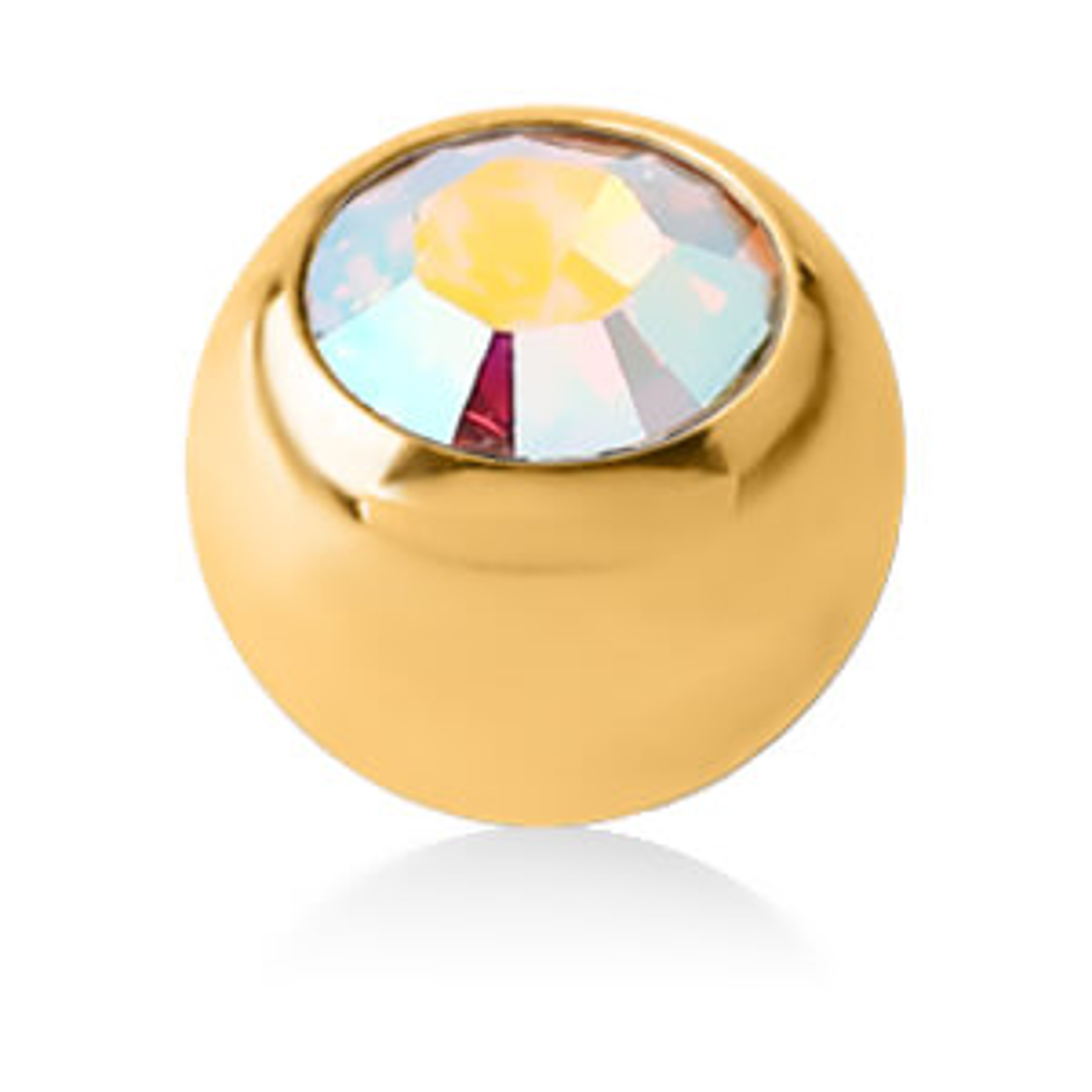 XSQ001 - AB : Cristal Irisé