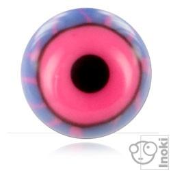 YBU075 - BLPI : Bleu & Rose