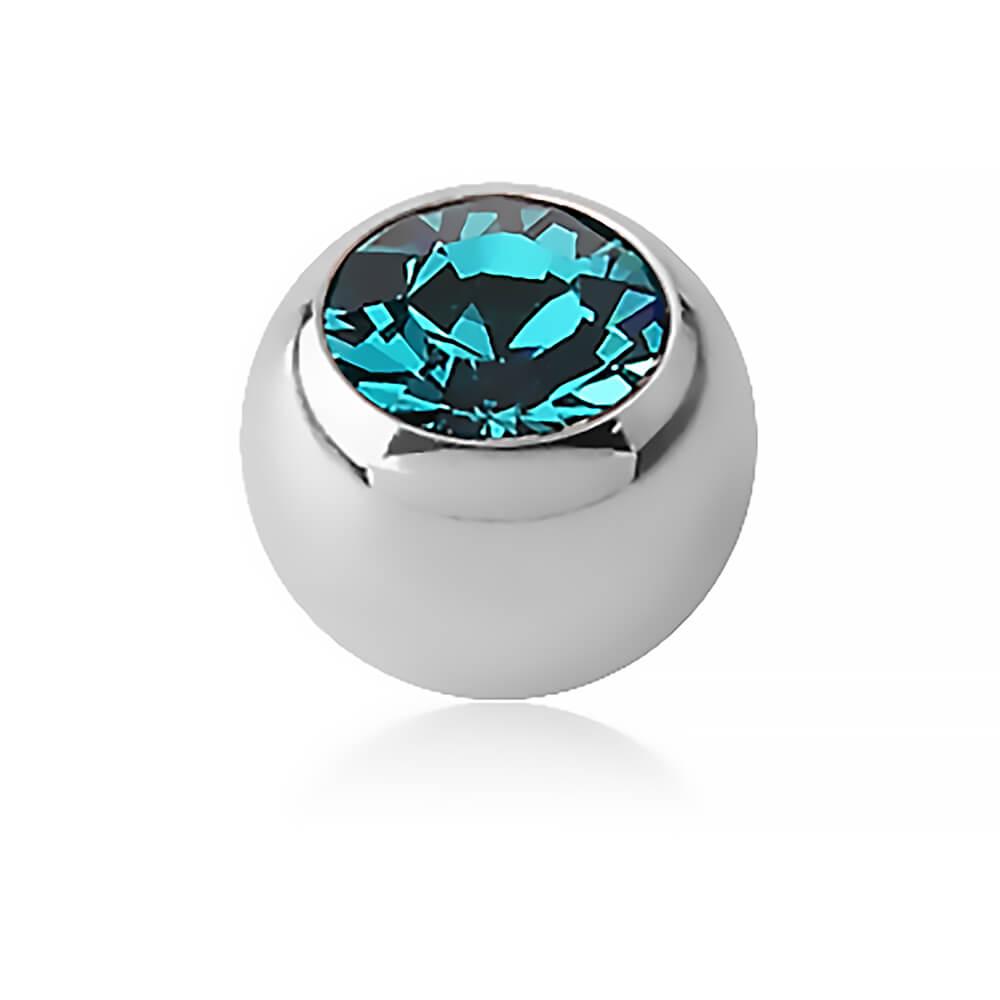 YST001 - BZ : Zircon Bleu