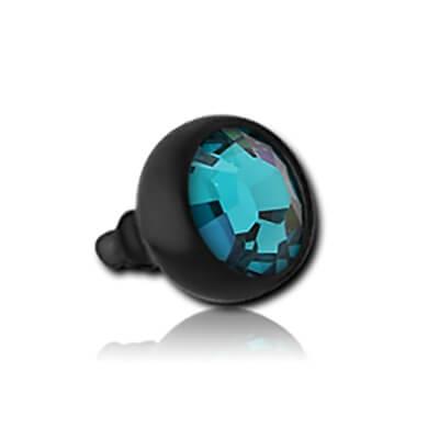 KXNV025 - BZ : Zircon Bleu