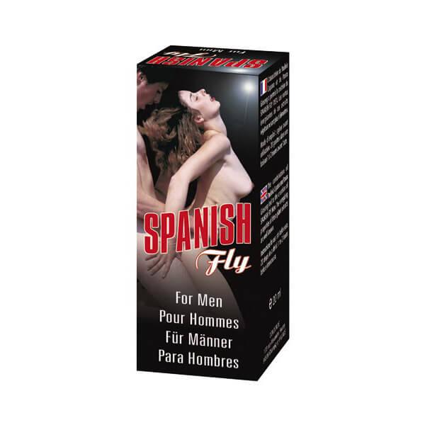 Stimulant sexuel aphrodisiaque Spanish Fly pour hommes