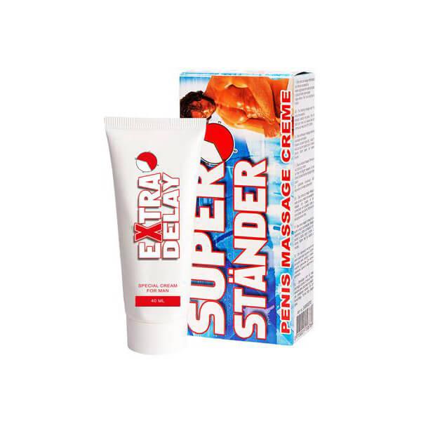 Crème retardante Super Ständer - Extra Delay