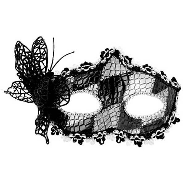 Masque loup Turandot