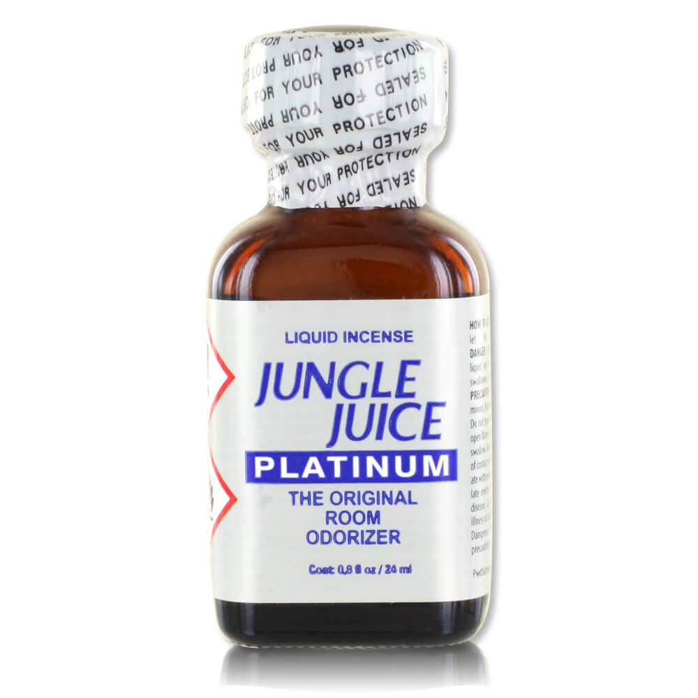 Poppers Propyle Jungle Juice Platinum 24ml