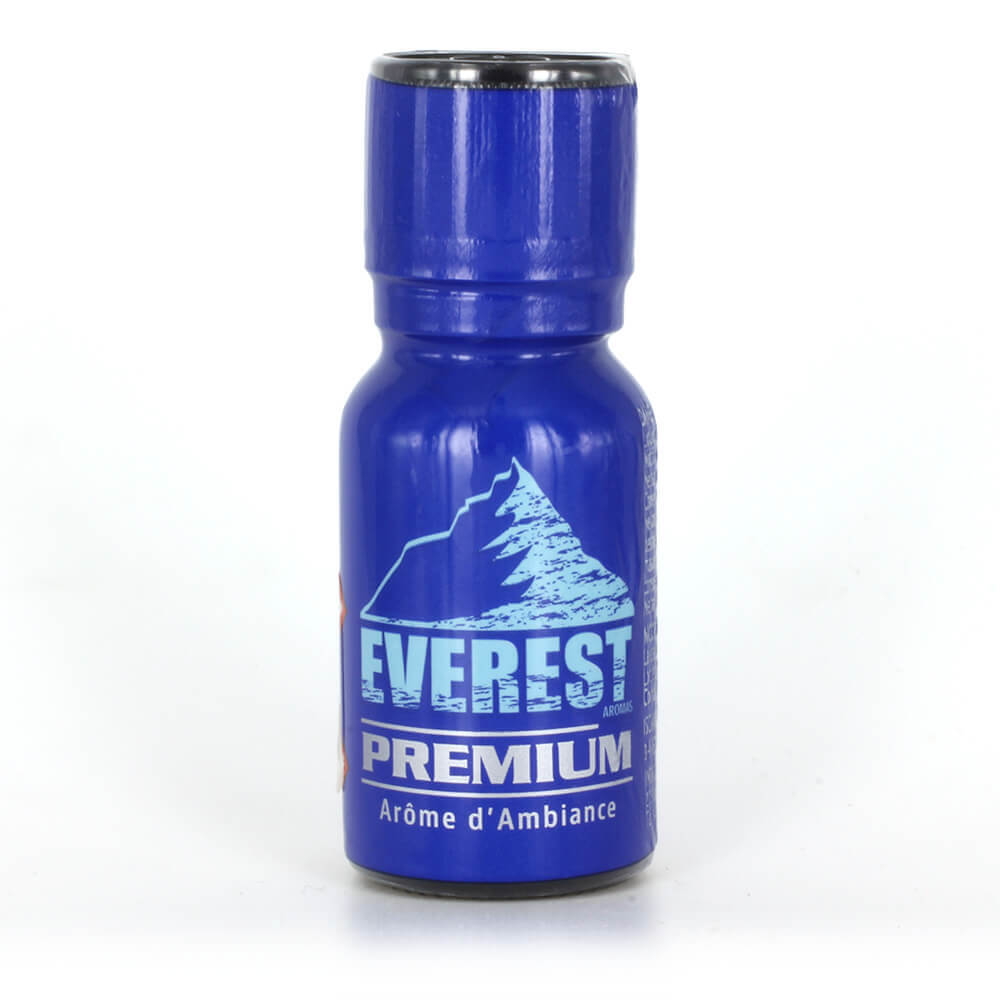 Poppers Amyle Everest Premium 15ml