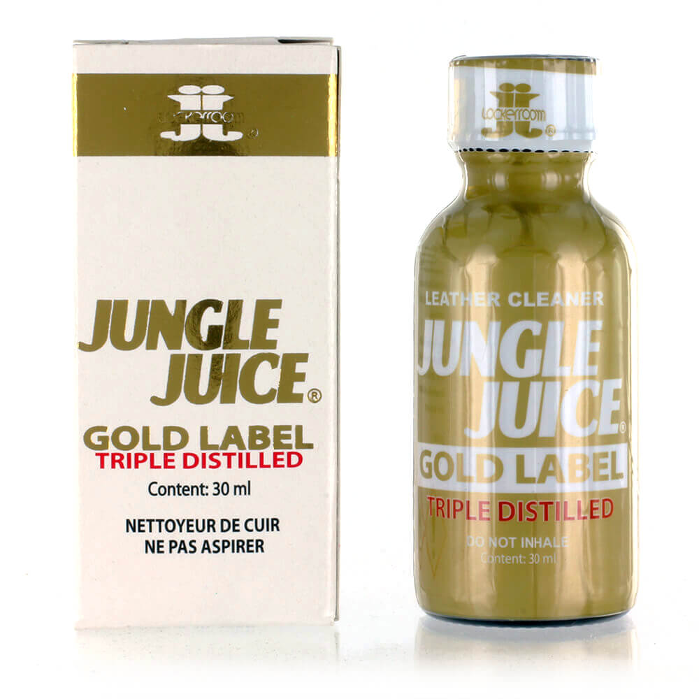 Poppers Pentyle Jungle Juice Gold Label 30ml
