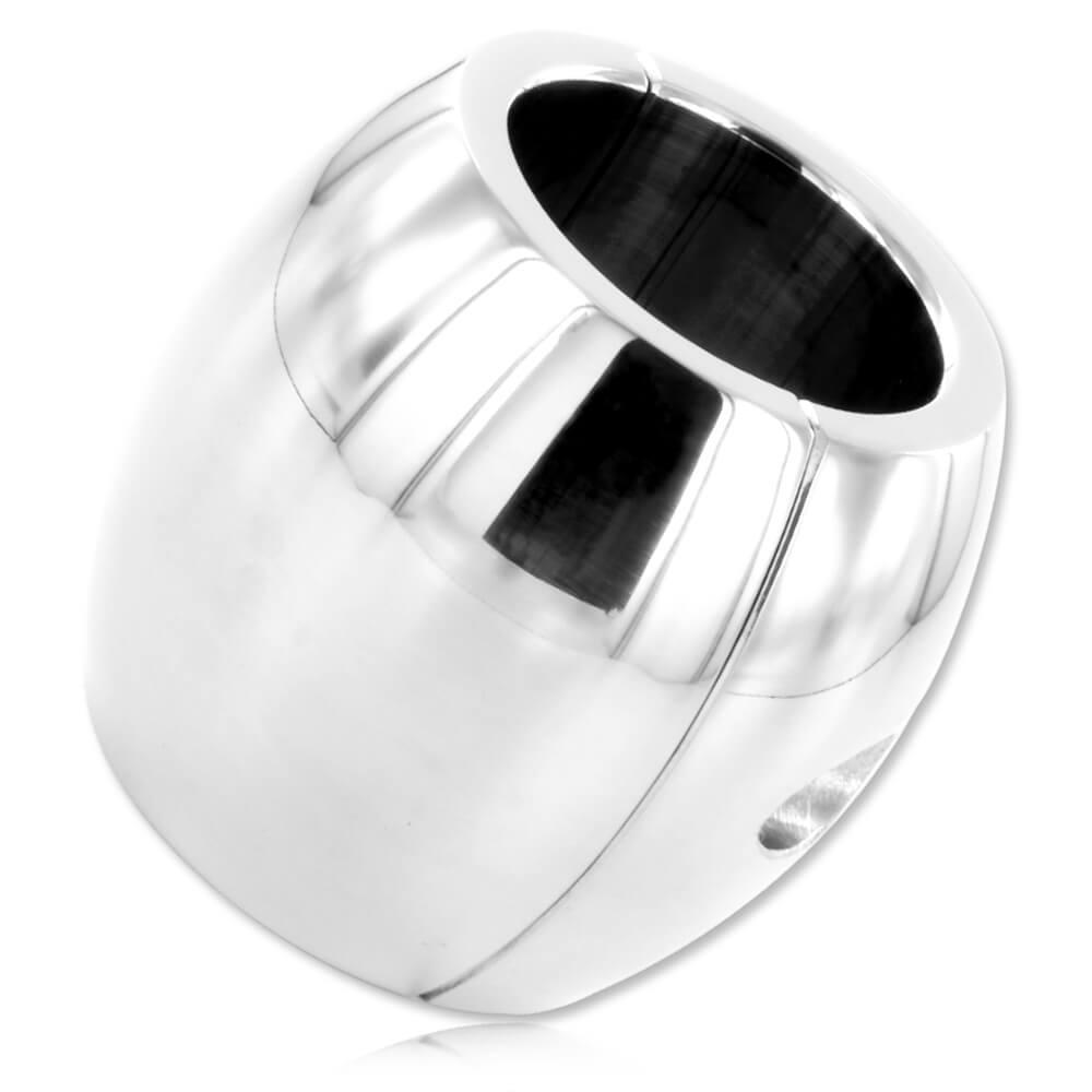 Ballstretcher acier ovale 55mm - 570gr