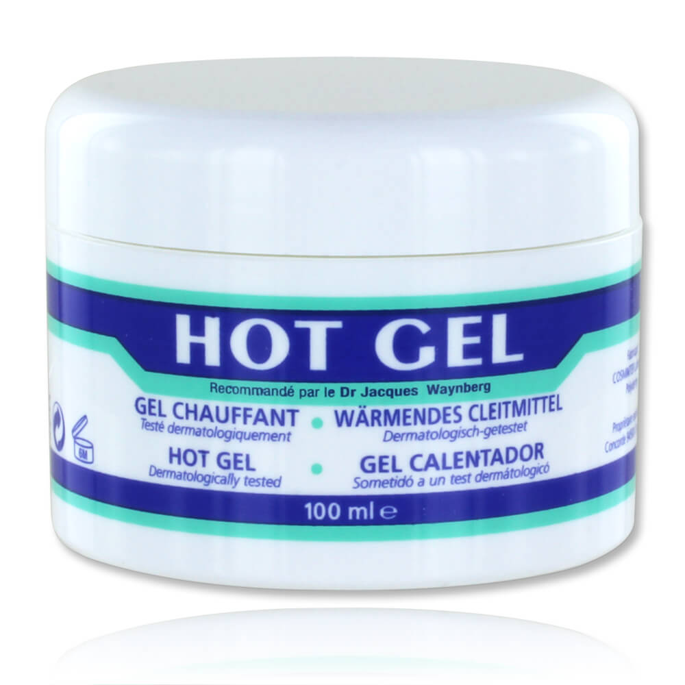 Lubrifiant intime Hot Gel 100ml