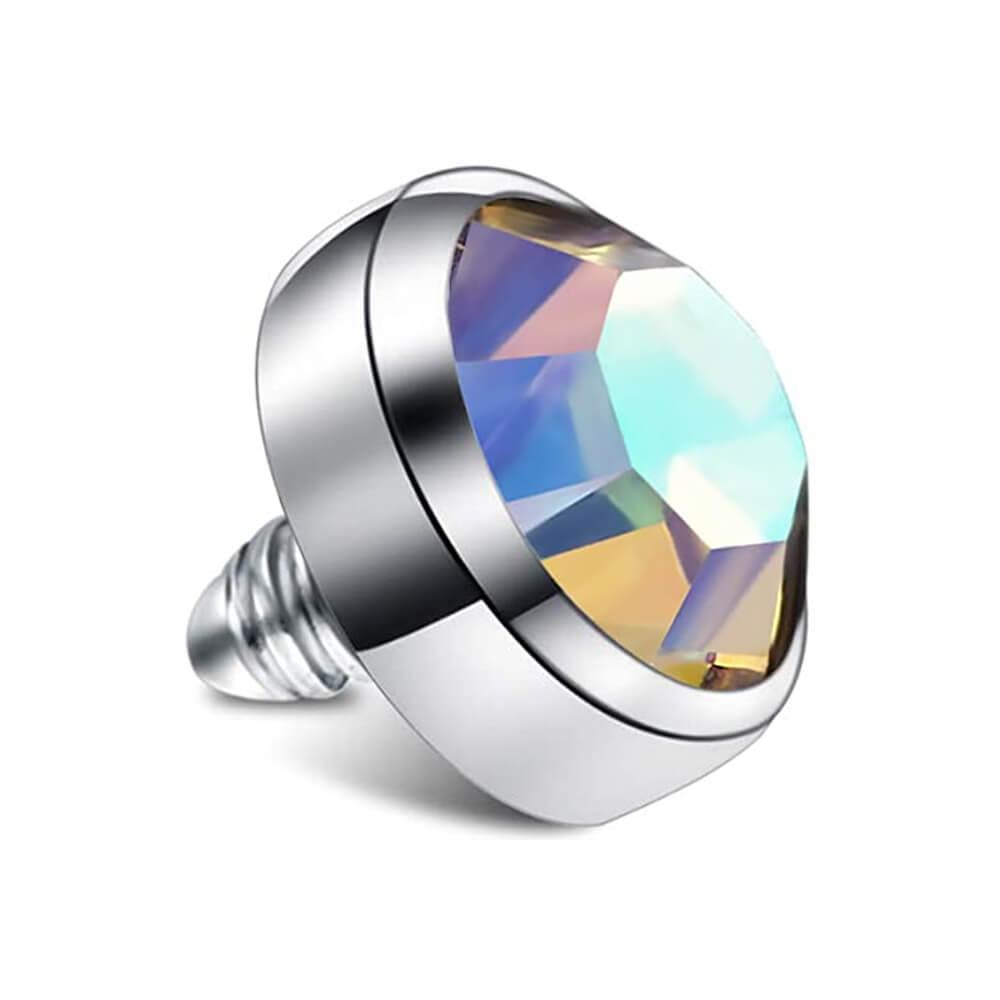 DCA501 - AB : Cristal Irisé