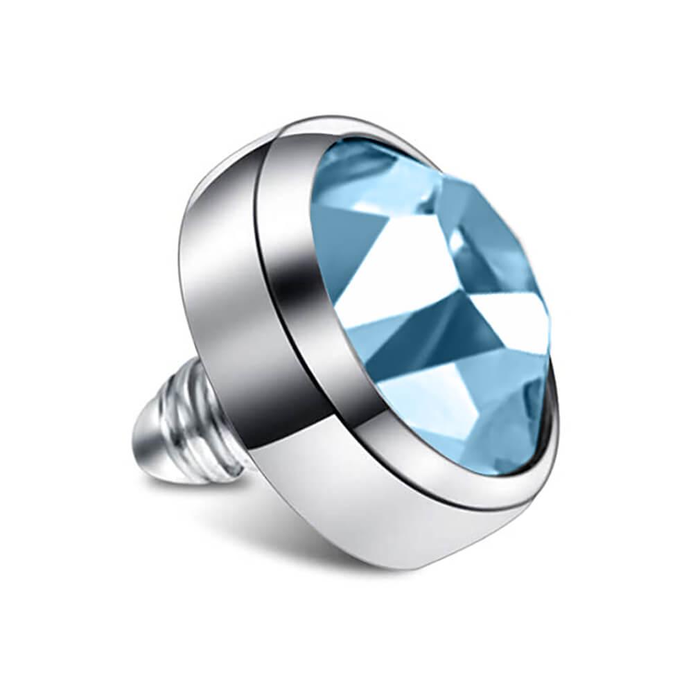 DCA501 - BZ : Zircon Bleu